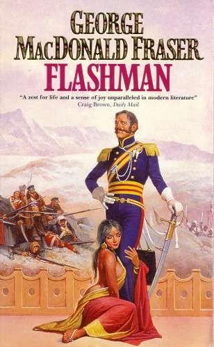 Flashman - By George MacDonald Fraser - Audio Book on CD.