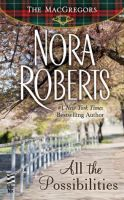 Nora Roberts-All the Possibilities-E Book-Download
