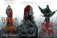 Broken Empire Trilogy-By mark Lawrence-Audio Book - DVD