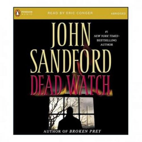 John Sandford - Dead Watch - Audio Book - on CD