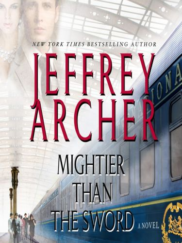 Jeffrey Archer - Mightier than the Sword - Audio Book - on CD