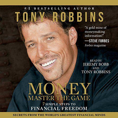 Tony Robbins - Money - Audio Book - on CD