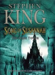 Stephen King - Song of Suzanna - Audio Book - on CD