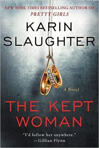 Karin Slaughter-The Kept Woman - Audio Book on CD