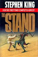 The Stand - by Stephen King-Audio Book-in MP3 on DVD