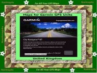 Garmin United Kingdom & Ireland Maps Micro Sd Card
