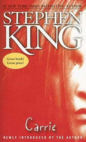 Stephen King - Carrie -Audio Book - on CD